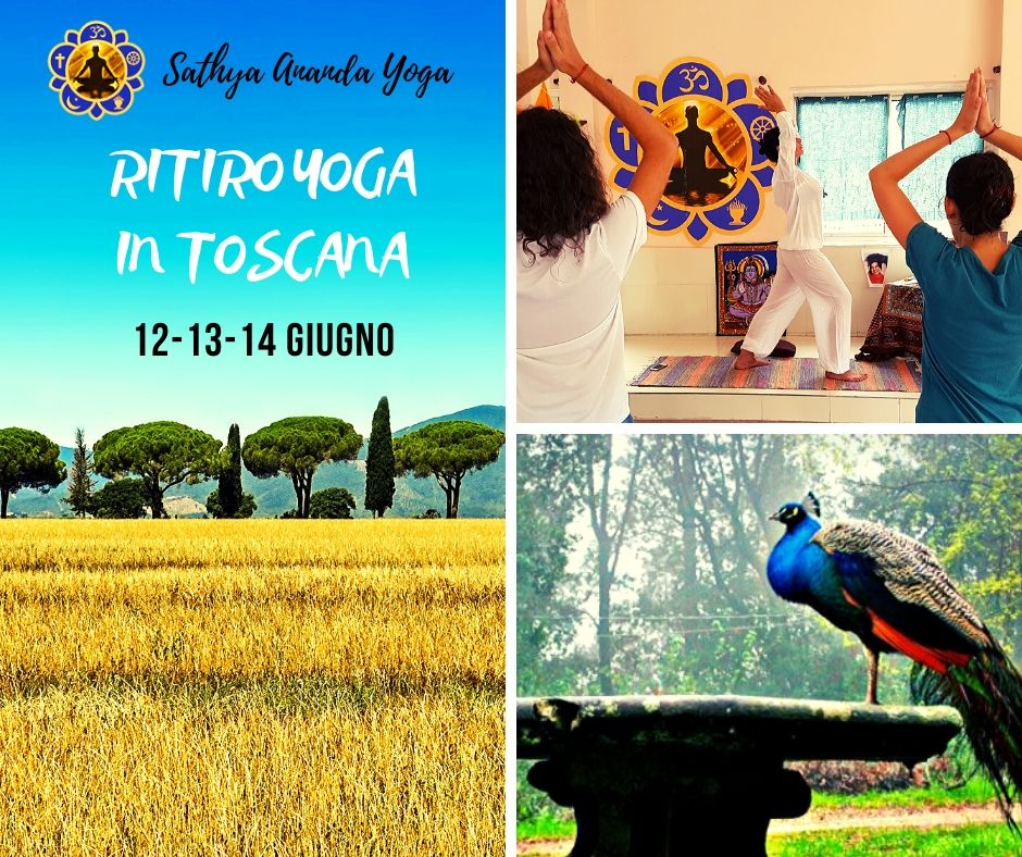 Weekend YOGA in TOSCANA - Villa Vrindavana